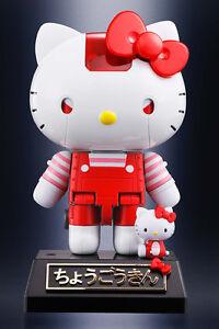 BANDAI Hello Kitty Red Strip Ver Chogokin
