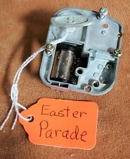 Easter Parade Wind Up Music Box Part Hardware