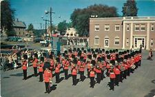 Springfield MA~Big E Exposition~Band of the Irish Guards~Court Honor~1950s PC