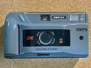 Graflex Quantum 88 35mm compact camera tested working