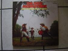 Die 3 Musketiere/Kurier des zaren - -Hörspiel LP   von Fass -  Doppel Lp