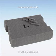 SORTIMO Rasterschaumstoff für L-BOXX 136