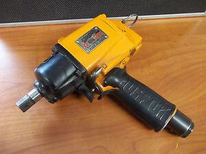 "Uryu Pneumatic Impact Pulse Wrench Gun T90 1/2"" Drive Bolt & Nut Setter"