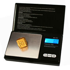 Pocket Digital Scale 0.01 x 200g Silver Coin Gold Jewelry Diamond Weigh Balance