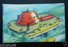 il mondo del futuro 191 picture cards figurine lampo 1959 figurines lampo cromos
