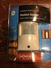 GE 45132 Motion Sensor For Wireless Alarm System
