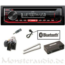 JVC Bluetooth Autoradio AUDI 80 B3 B4 1986-1994 CD MP3 USB Radio AUX-IN Adapter