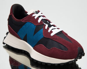New Balance 327 Women's Classic Burgundy Casual Lifestyle Sneakers Shoes
