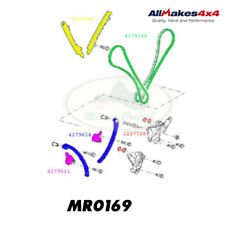 LAND ROVER ENGINE LOWER TIMING CHAIN KIT RR 06-09 4.4L LR3 V8 SPORT MR0169 AM4x4