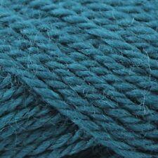 6 Balls Cleckheaton Country 100 Wool 8 Ply Mallard 2308 Green Teal