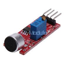 Microphone Sensor AVR PIC High Sensitivity Sound Detection Module For Arduino UK