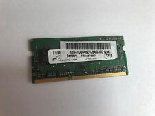 Micron 4GB DDR3L 1600MHz Laptop RAM ~ PC3L-12800S SODIMM Memory 1Rx8 1.35v 204