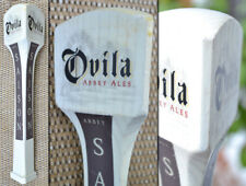 Sierra Nevada Ovila Abbey Ales Saison-3 Side White Wood Beer Tap Handle