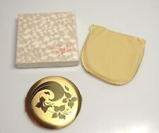 MARVELOUS Vintage ZELL Powder Compact- Never Used- In Original Box- ESTATE