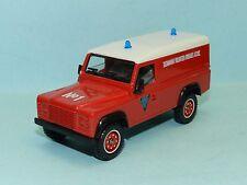 "MODIFIED Solido Models 1/43 Land Rover Hard Top ""Tasmanian Volunteer Brigades"""