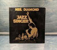 "Neil Diamond ""The Jazz Singer"" [Capitol SWAV-12120] 1980 Soundtrack Vinyl LP NM"