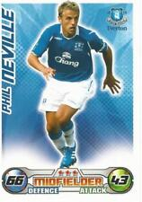 Everton Football Trading Cards Topps 2008-2009 Season