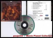"TELEMANN ""The Cornett Cantatas"" (CD) L.Rémy 1998"