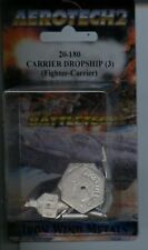 Battletech Aerotech 2 Carrier Dropship MINT IWM