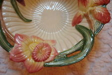 "Fitz & Floyd orchids bowl, 2"" by 7 1/2""[*25B]"