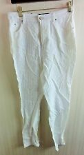 GFF Ferre women Skinny jeans White pants light denim M 46