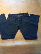 X2 Sparkle Denim Skinny Jeans Dark Size 6 Woman/Jr