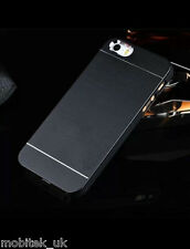 "Ultra Slim Brushed Metal Aluminium Luxury Case Cover iPhone 4,5,6(4.7""),6 Plus"