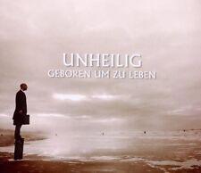 Unheilig Geboren um zu leben (2010; 2 tracks) [Maxi-CD]