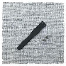 Black Titanium Pocket Clip Made For Zero Tolerance ZT0200 0300 Kershaw Skyline