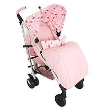 My Babiie MB51 Katie Piper Believe Unicorns Stroller - Pink