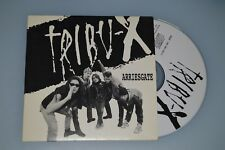 Tribu-X ‎– Arriésgate. CD-Single/Promo