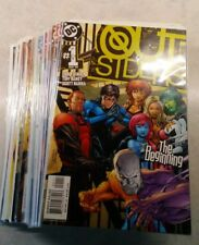 Outsiders Lot of 26 Issues (Winnick, 2003)