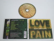 Sarah Jane Morris/Love and Pain cadere (002) CD DIGIPACK