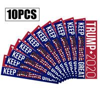 Donald Trump Bumper Stickers 2020 KEEP AMERICA GREAT