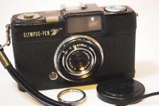 [SUPER RARE VINTAGE '64] Olympus-Pen W Half Frame Camera /E.Zuiko-W 25mm F2.8