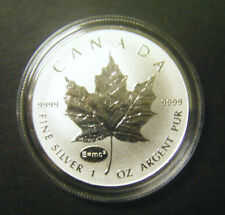 2015 Canada $5 1oz Silver Maple Leaf E=MC2 Privy Mark Einstein Bullion coin