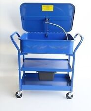 Parts Washer Parts Cleaner Mobile 75ltr, Parts drip tray  (PW2217)