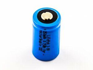 Qualitäts  Lithium Akku CR2, CR-2, DLCR2, CR-2W/2BE, CR-2  Batterie Ersatzakku