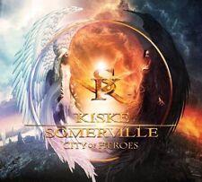 KISKE/SOMERVILLE - CITY OF HEROES - 2LP VINYL NEW SEALED 2015