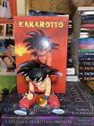 Dragon Ball Z GK Son Goku Kakarotto Battle Damage Kids Figure Toy Collectible