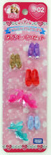 Takara Tomy Licca Doll Glass Slippers Set <doll not included> (486893)