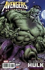 AVENGERS #684 LEG 1ST APPEARANCE OF IMMORTAL HULK 2nd PRINT VARIANT (25/04/2018)