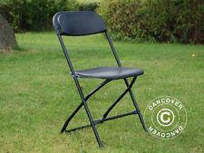 Chaise pliante noir pour la maison