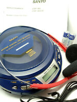 Sanyo CDP-565 CD Walkman Compact Disc Player Discman Personal Portable Stereo