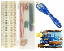 Arduino Uno R3 Jumper Wire Breadboard Kit