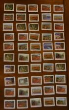 50 Canada Post P-Stamps Uncancelled Off Paper No Gum. Face Value $42.50 (Scenic)