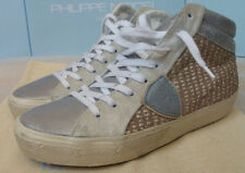 Philippe Model Designer women's high-top trainers 4UK/37EU Made in Italy