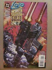Lobo A Contract On Gawd #1 DC Comics 1994 Series 9.4 Near Mint+