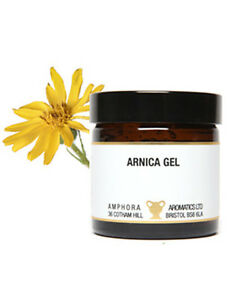 Amphora Aromatics Arnica Gel 60ml for Bruises and First Aid