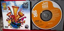 JVC JAZZ FESTIVAL Arturo Sandoval 1998 Diana Krall DVD Regina Carter 1998